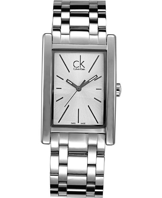 CALVIN KLEIN Refine White Ladies Watch 25*37mm