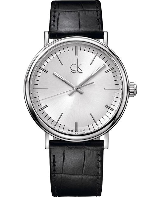 Calvin Klein Surround Mens Wristwatch Classic & Simple, 43mm