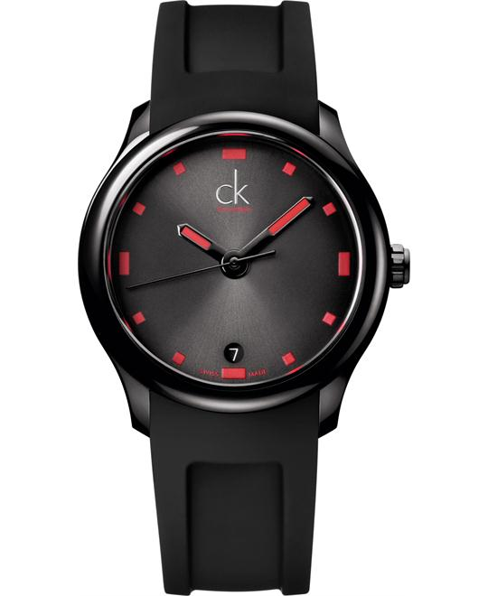 Calvin Klein Visible Men's Display Swiss Quartz Watch 41mm