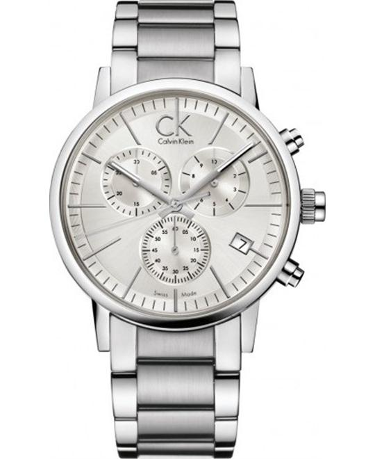 Calvin Klein Watches SILVER SILVER 40mm