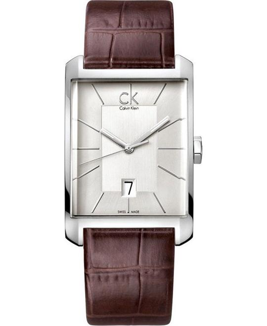 Calvin Klein Window Men's Quartz Watch 31MM