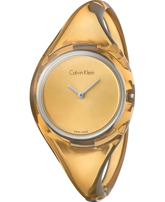 Calvin Klein Women's Swiss Bracelet 30mm