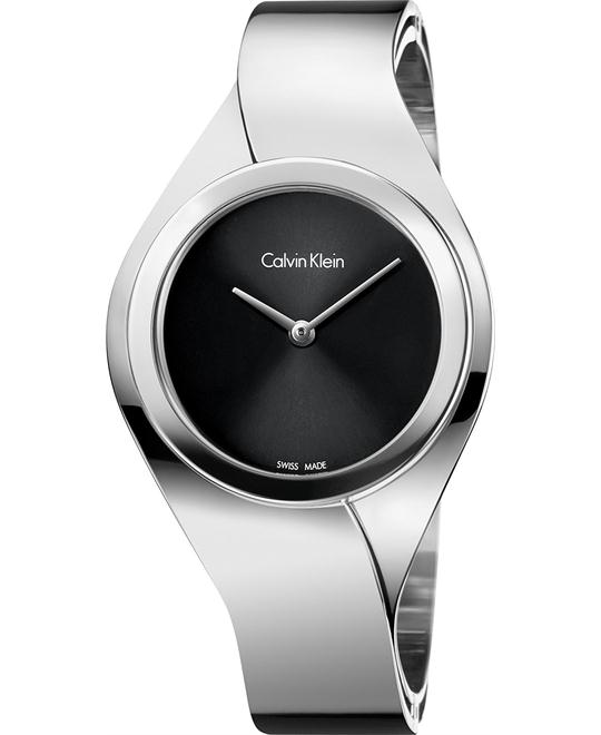 Calvin Klein Women's Swiss Bracelet Watch 27mm