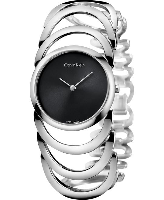 Calvin Klein Women's Swiss Stainless 30mm
