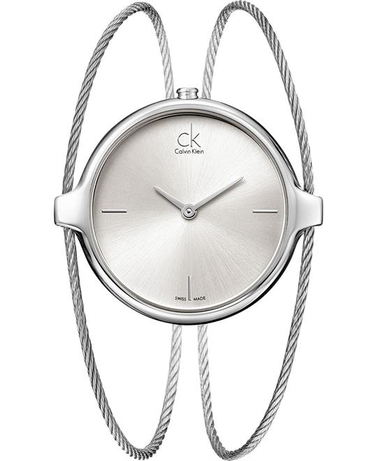 Calvin Klein Women's Swiss Stainless 32x38mm