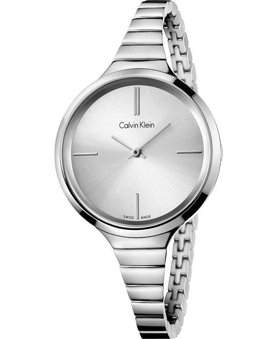Calvin Klein Women's Swiss Stainless 34mm