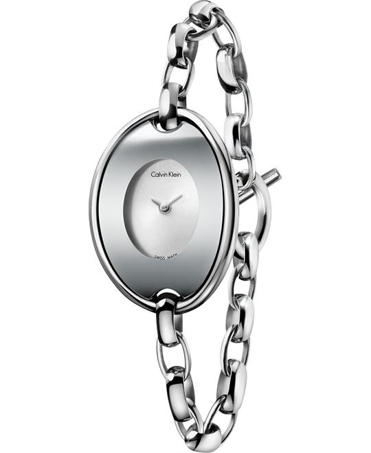 Calvin Klein Women's Swiss Stainless 40x29mm