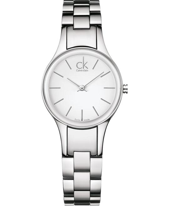 Calvin Klein Women's Swiss Stainless Steel 28mm