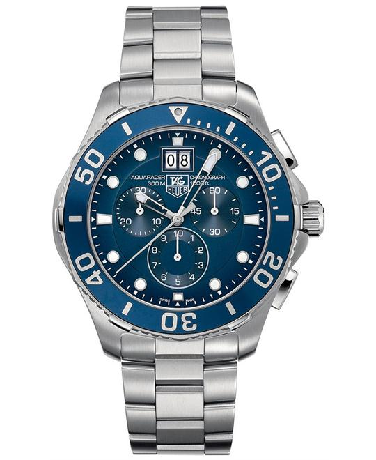 TAG Heuer Aquaracer CAN1011.BA0821 Men's Swiss 43mm