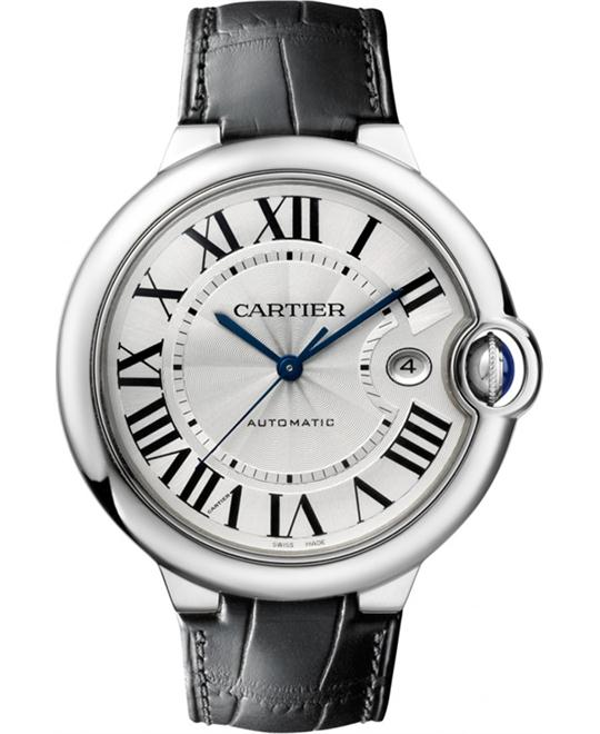 CARTIER CRTW69016Z4 Ballon Bleu Auto Watch 42mm