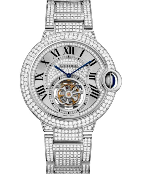 CARTIER HPI00963 BALLON BLEU DE FLYING TOURBILLON 39MM