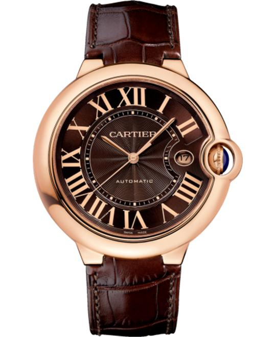 CARTIER W6920037 BALLON BLEU DE WATCH 42MM