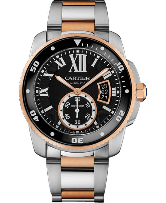 CARTIER W7100054 Calibre Watch 42mm