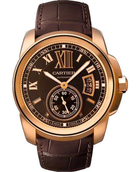 CARTIER W7100007 Calibre De Auto Watch 42mm