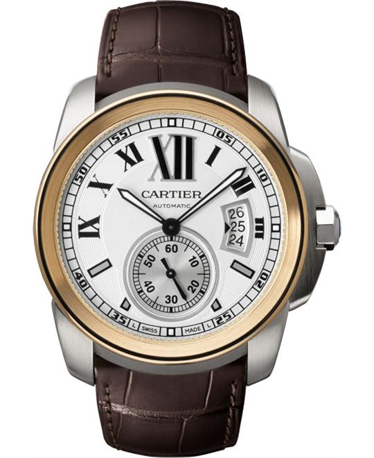 CARTIER W7100039 Calibre De Cartier Watch 42mm