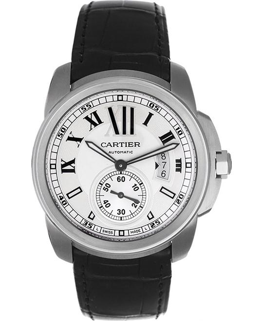 CARTIER W7100037 Calibre De Cartier Watch 42mm