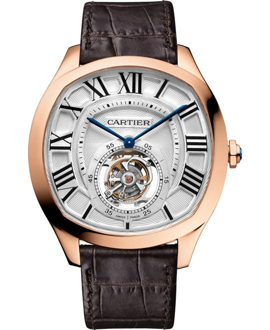 Cartier DRIVE DE CARTIER FLYING TOURBILLON WATCH 40mm