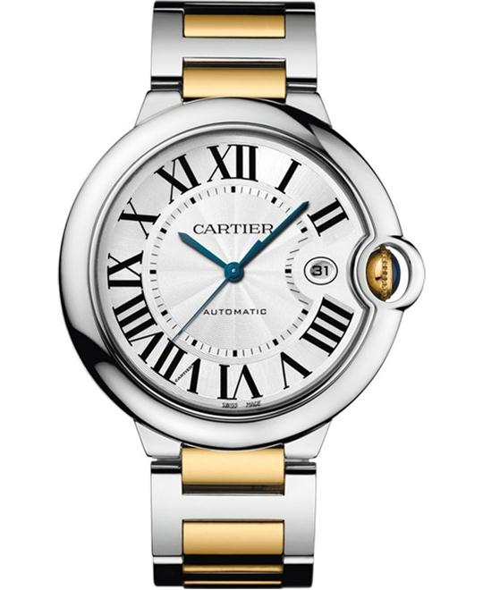 Cartier W69009Z3 Ballon Bleu Automatic Watch 42mm