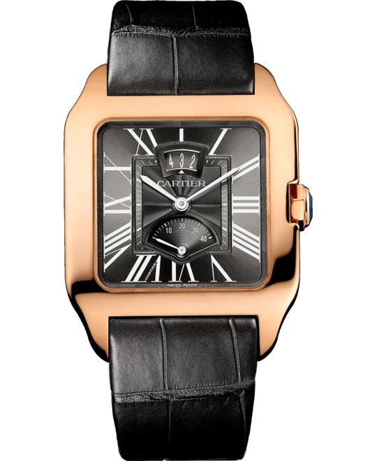 CARTIER W2020068 Santos Dumont Watch 38 x 47.4 mm
