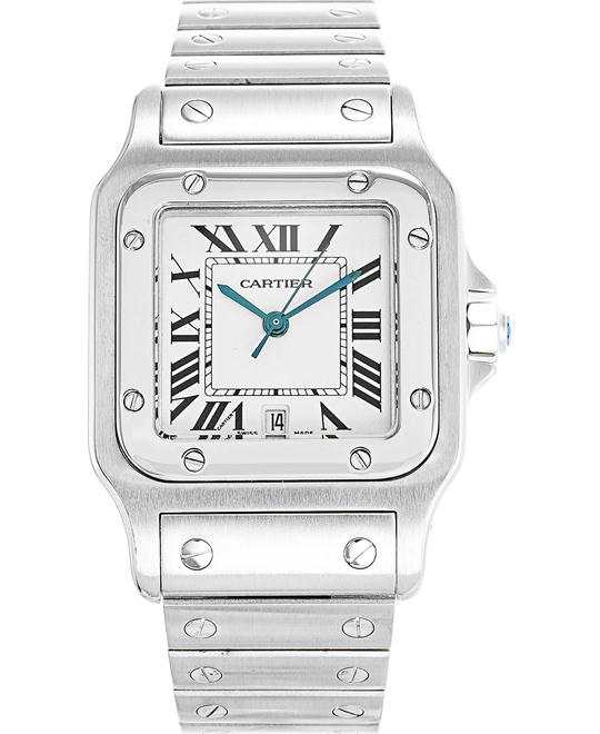 Cartier Santos W20060D6 Men's Watch 29mX29mm