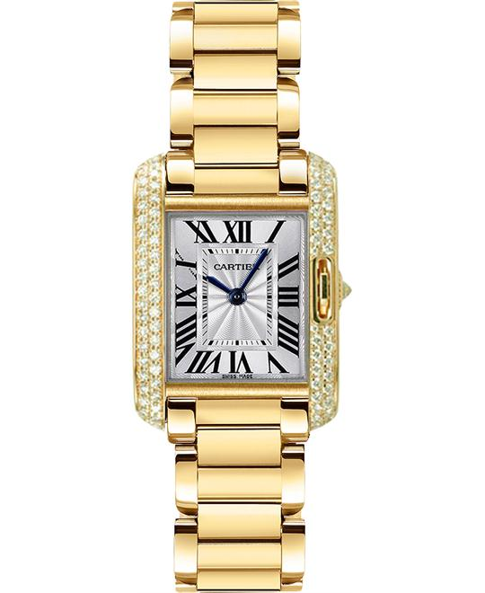 CARTIER Tank Anglaise WT100005 30.2mmx22.7mm