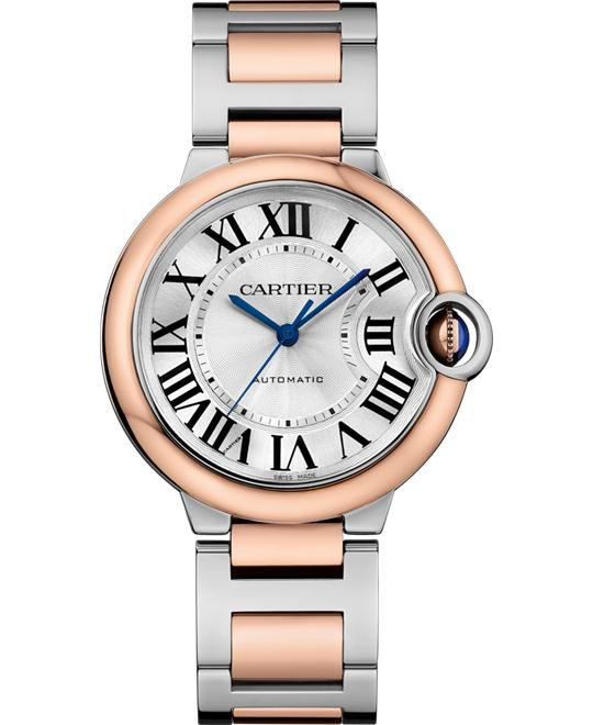 Cartier W2BB0003 Ballon Bleu watch 36mm