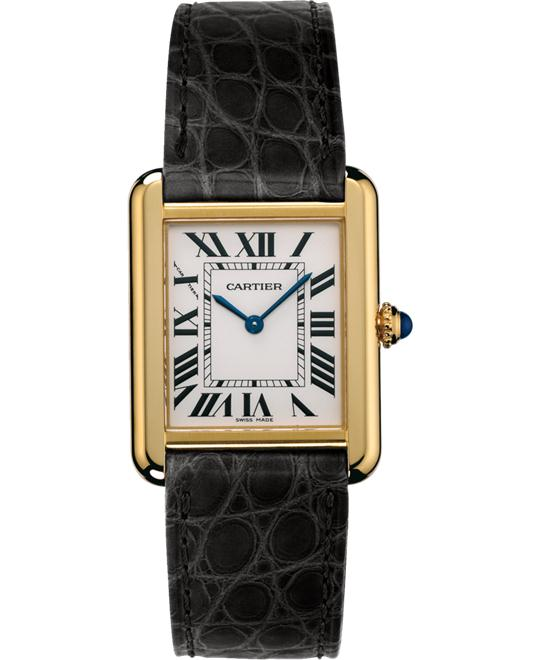 đồng hồ Cartier W5200002 Tank Solo watch 31x24.4mm