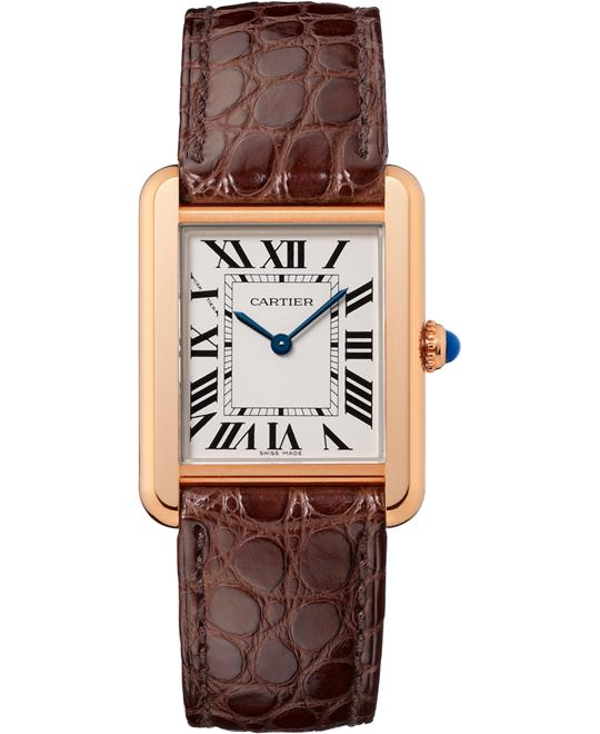 đồng hồ Cartier W5200024 Tank Solo watch 31x24.4mm