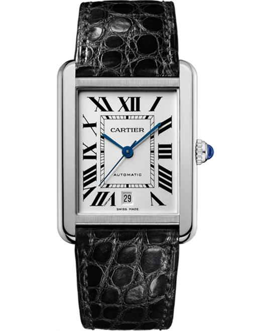 Cartier W5200027 Tank Solo XL Automatic Watch 31 x 41 mm