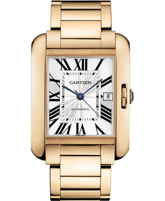 CARTIER W5310002 Tank Anglaise Watch 47 x 36.2 mm