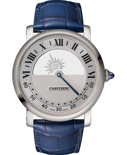 Cartier WHRO0043Rotonde de Cartier Mysterious Day/Night