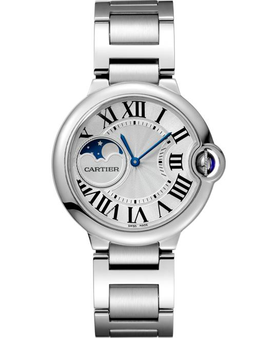 Cartier WSBB0021 Ballon Bleu watch 37mm