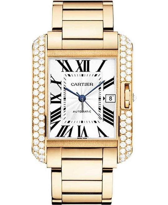 Cartier WT100004 Tank Anglaise 47 x 36.2 mm
