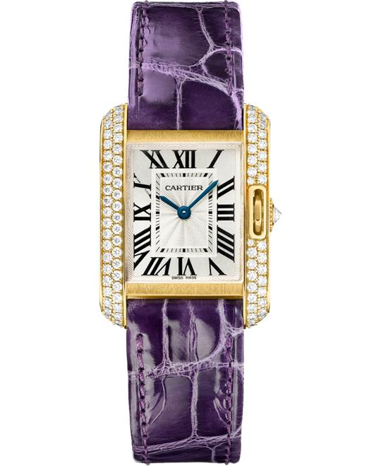 CARTIER WT100014 Tank Anglaise Flinque 30.2*22.7mm