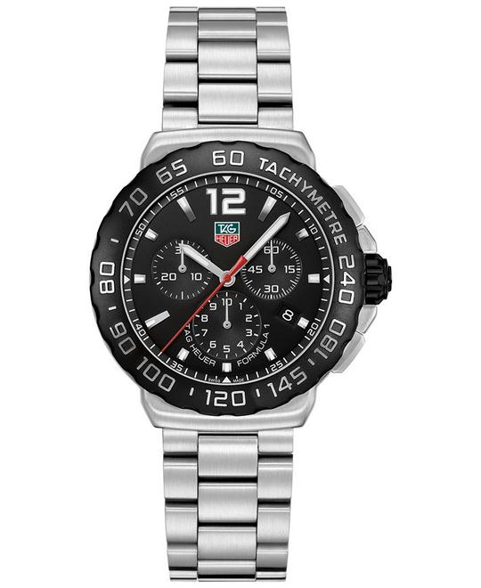 TAG Heuer CAU1110.BA0858 Formula 1 Swiss Watch 42mm