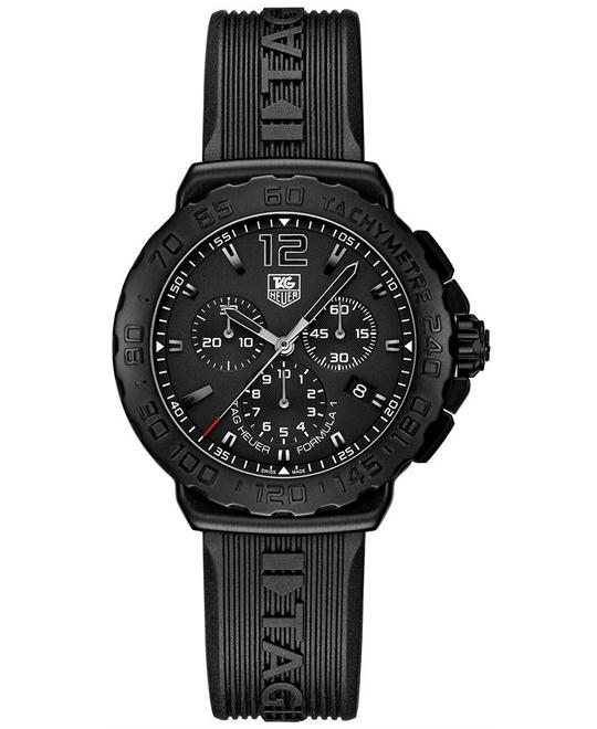 TAG Heuer CAU1114.FT6024 Formula 1 Swiss Rubber 42mm