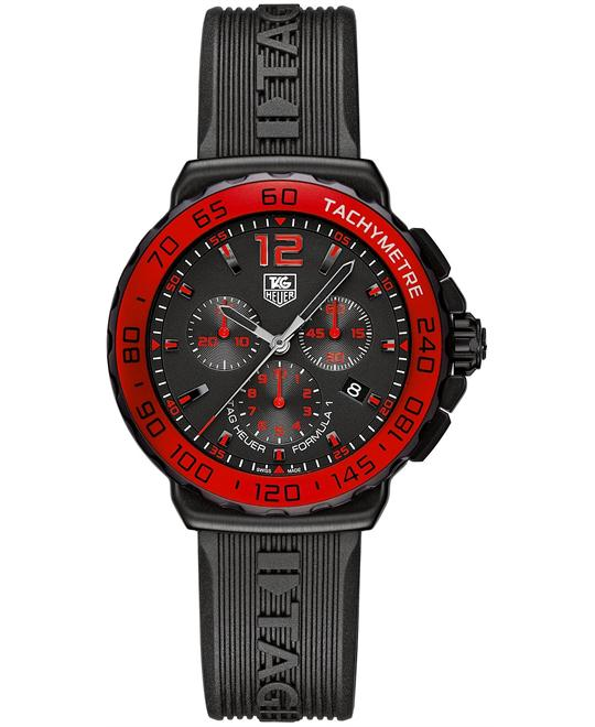 TAG Heuer CAU1117.FT6024 Formula 1 Swiss Watch 42mm