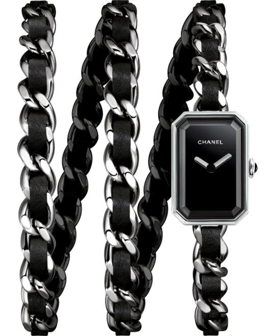 Chanel h3749 Premiere Ladies Stainless Steel 23.6mm X 15.8mm