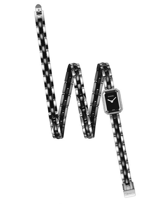 Chanel Ladies Premiere Stainless Steel 19.5mm X 15mm
