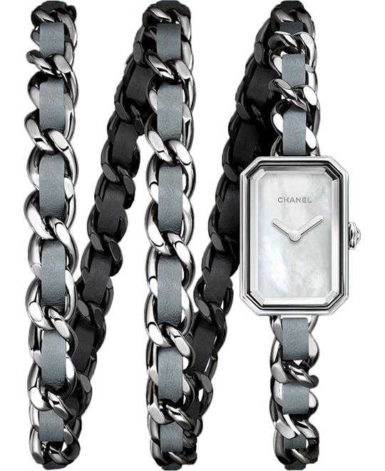 CHANEL Premiere White Mother Of Pearl Ladies Watch