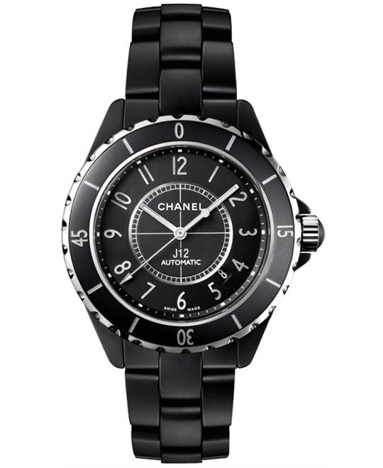 Chanel Unisex Automatic Ceramic Sapphire 42mm