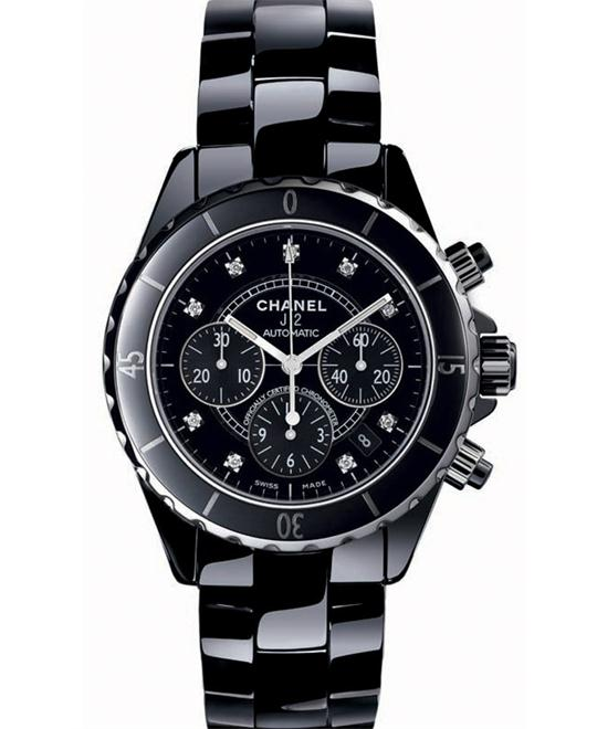 Chanel h2419 Unisex Automatic Chronograph Ceramic 41mm