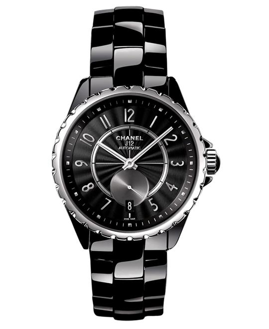 Chanel Unisex Automatic Sapphire Ceramic 36.5mm