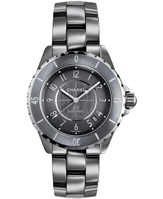 Chanel Unisex Automatic Sapphire Ceramic 38mm