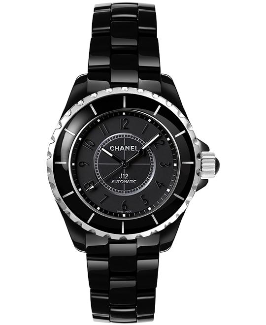 Chanel Unisex Ceramic Automatic Sapphire 38mm
