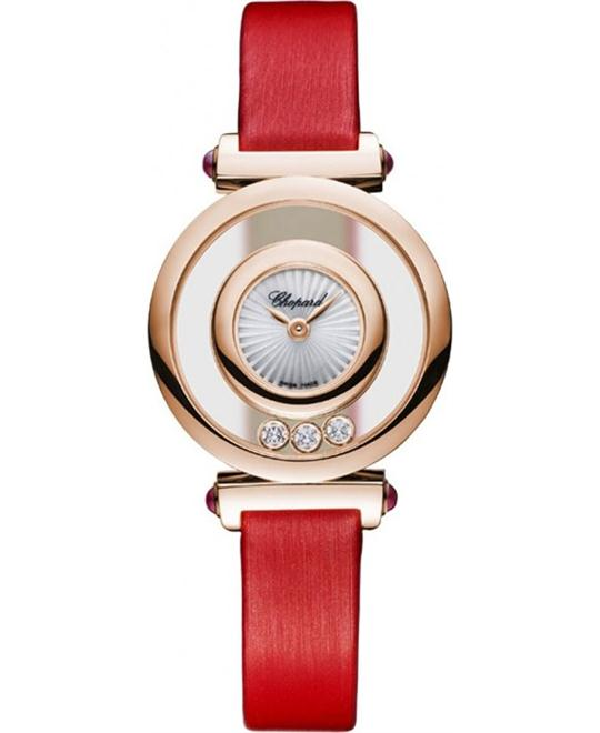 Chopard 204780-5201Happy Diamonds Icons Ladies Watch 25.8mm