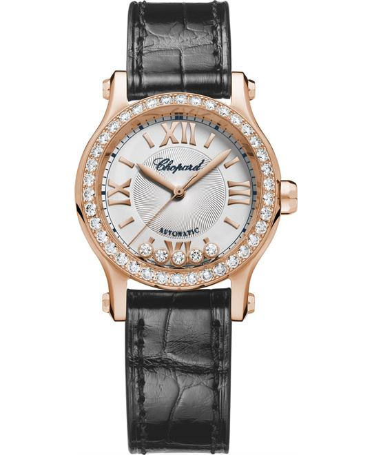 Chopard 274893-5001 Happy Sport Women's Watch 30mm