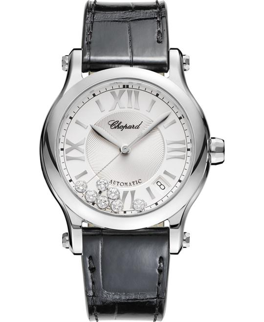 CHOPARD  278559 3001 HAPPY SPORT AUTOMATIC WATCH 36MM