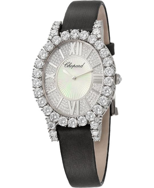 CHOPARD Heure du Diamant Diamond Set Watch 40x31.1mm