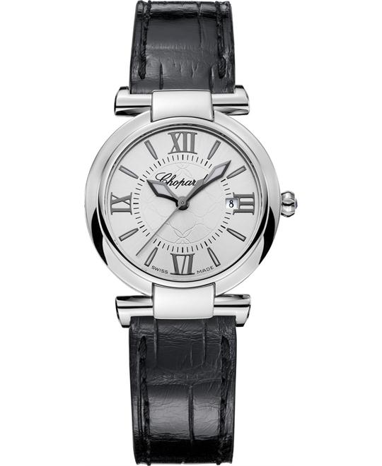 Chopard Imperiale Diamond Bezel Ladies Watch 28mm